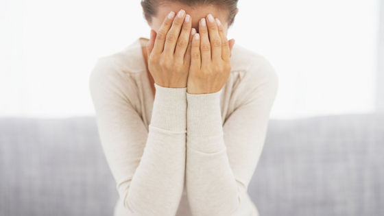 Self-compassion when you feel like you're about to fall apart