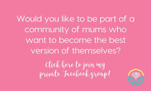 www.moretomum.com.au Invitation to private Facebook group