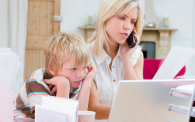 How to engage your children at home (for free) when you need to get stuff done!