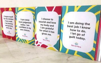 Affirmation Cards for Mums