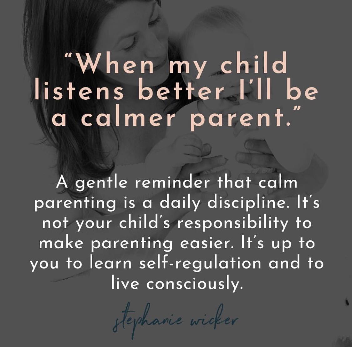 www.moretomum.com.au calmer parent