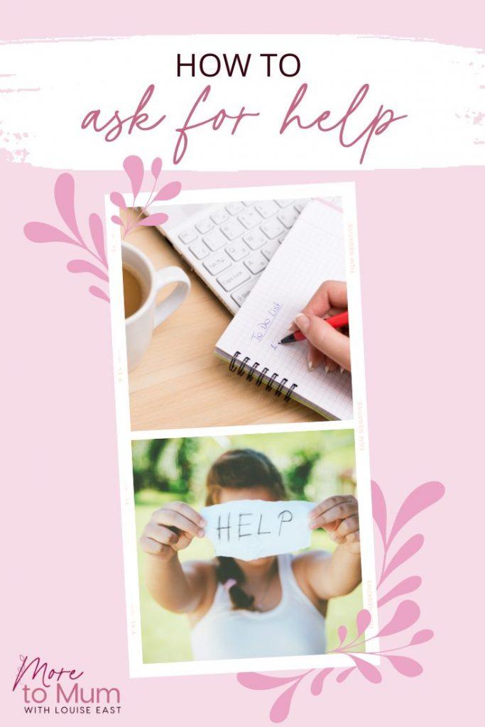 www.moretomum.com.au how to ask for help