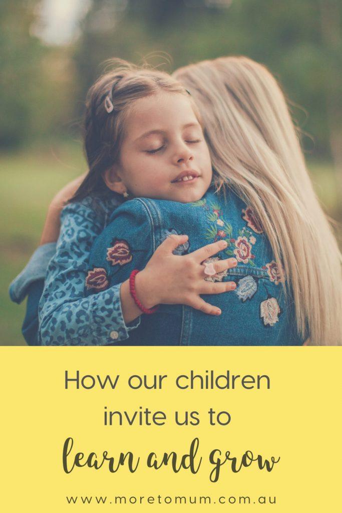 www.moretomum.com.au children invite us to learn